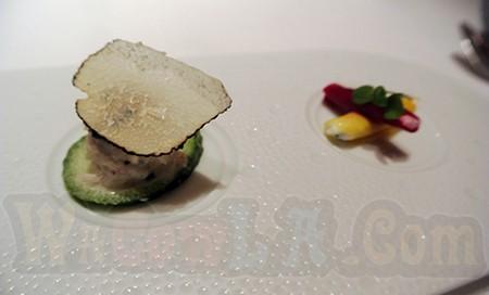 Le Bernardin米其林三星—世界的海鮮餐廳 (NY)