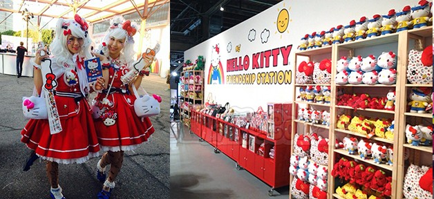 HELLO KITTY CON   Los Angeles 2014  WaCow洛杉磯 搶先報!!