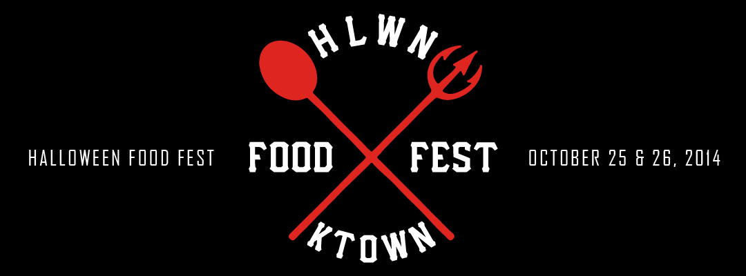 K-town Night Market主辦首屆Halloween美食節(10/25-26)