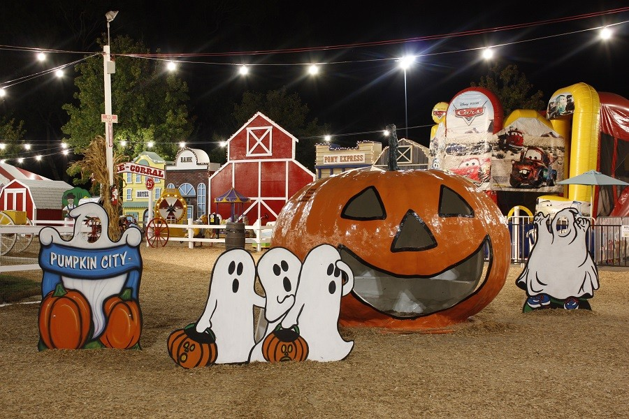 pumpkin city 2