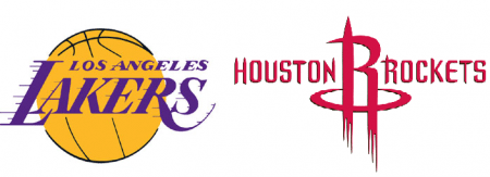 Lakers @ Rockets – Wednesday Night 11/19 6:30 PM Pacific