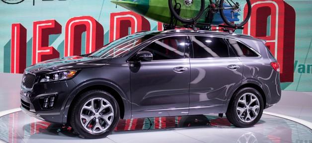 跟著 KIA Sorento 到處去冒險吧! – 2014 LA Auto Show