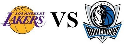 Lakers @ Mavericks – Friday Night 11/21 5:30 PM Pacific