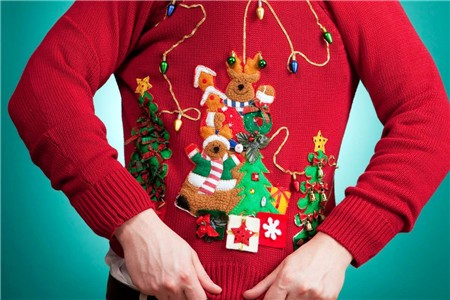 National Ugly Christmas Sweater Day 002