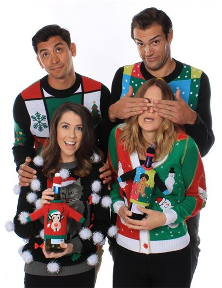 National Ugly Christmas Sweater Day 004