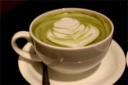 coffee zone-matcha latte