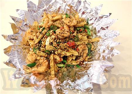 滋味成都  ChengDu Taste Shrimp 猜猜蝦