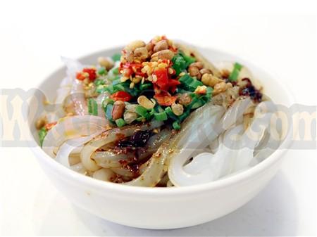 滋味成都  ChengDu Taste  傷心涼粉