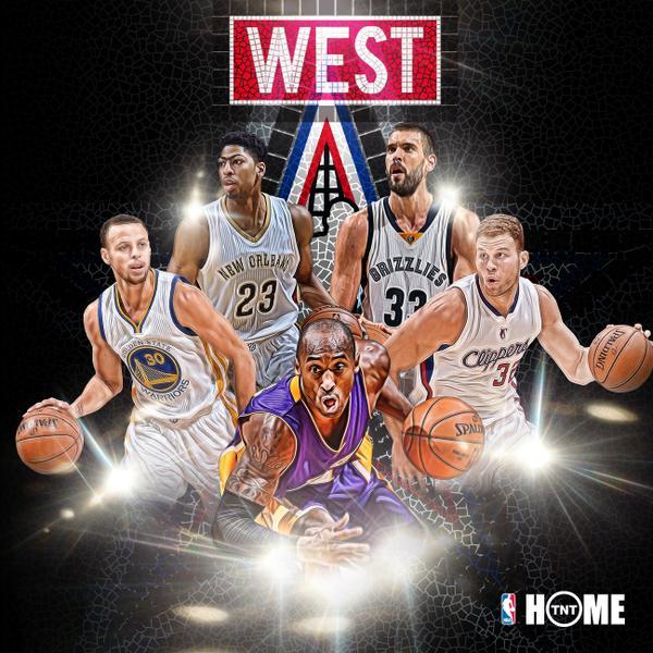 nba all star west