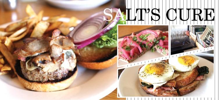 SALT'S CURE WaCowLA 洛杉磯 吃貨美食推薦 美式料理