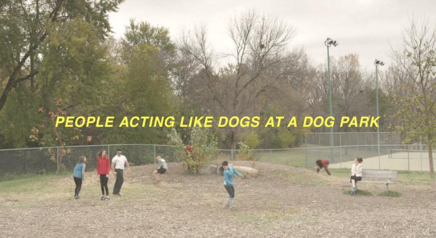 ppl act like dog