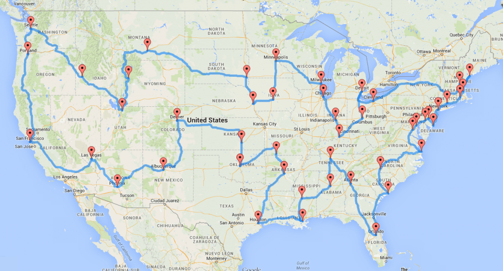 best-road-trip-popular-cities