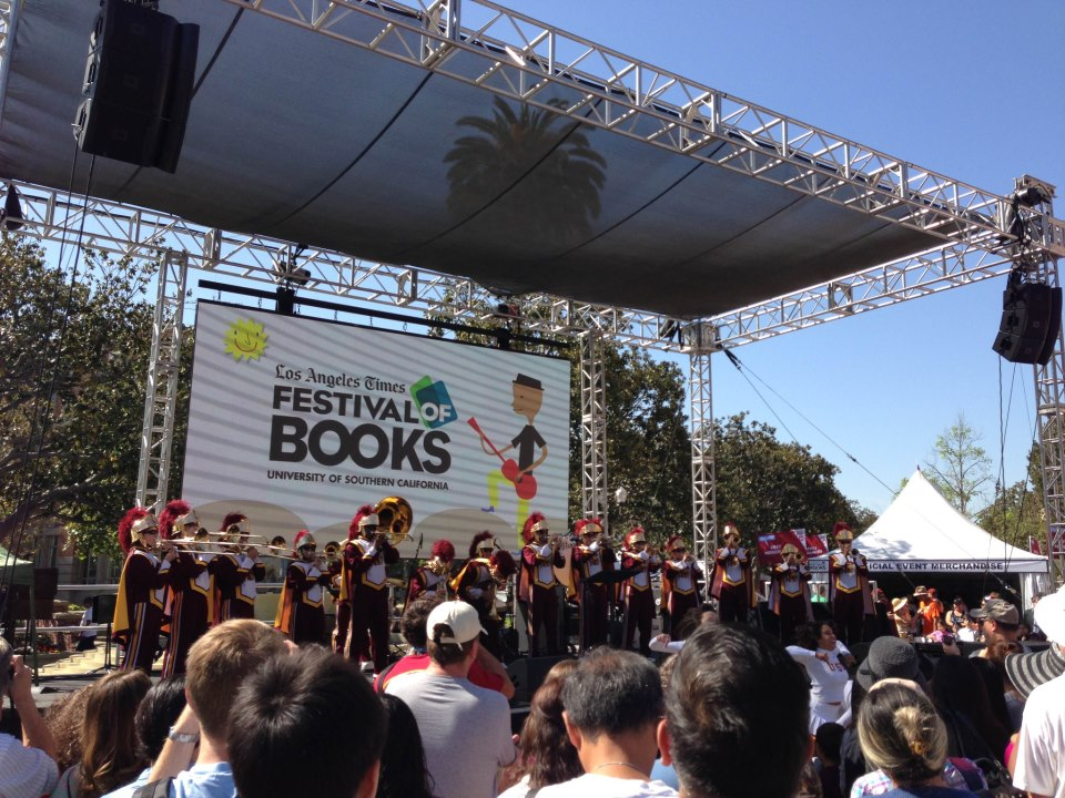 Los Angeles Times Festival of Books 2