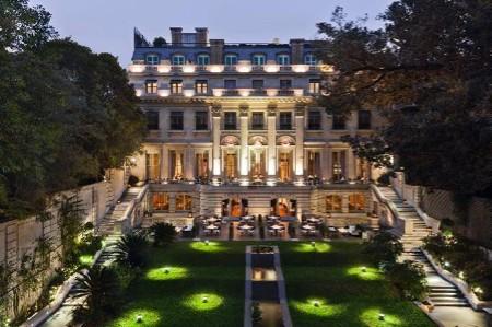 4. Park Hyatt Palacio Duhau — Buenos Aires, Argentina wacow 2