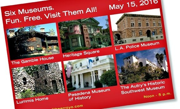 Museums of the Arroyo Day