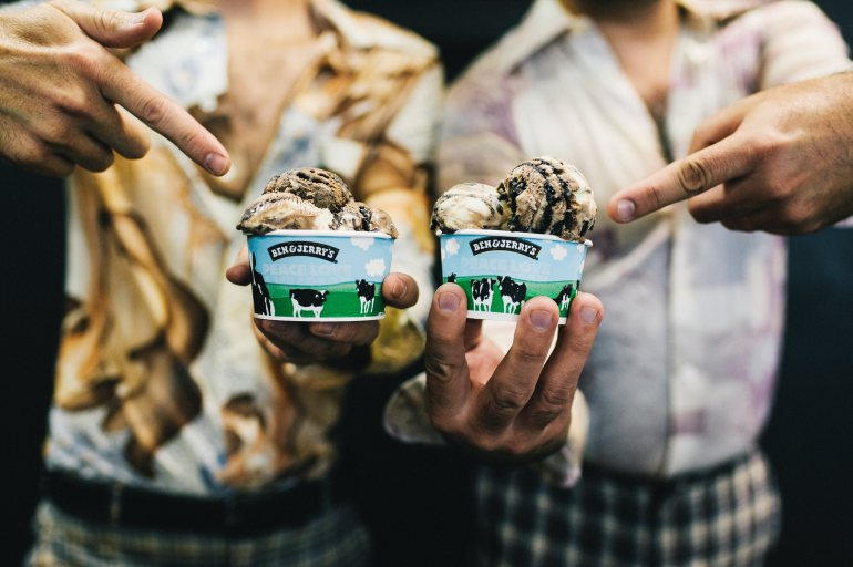 Ben & Jerry's Grants Fans Dairy-Free Wish