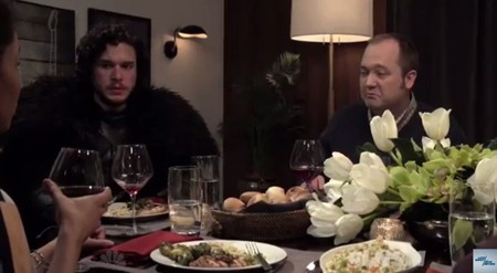 seth-brings-jon-snow-to-a-dinner-party-late-night-with-seth-meyers-youtube-clipular