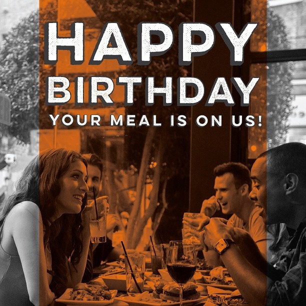umami burger bday deal