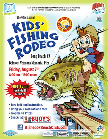 Annual Kids Fishing Rodeo