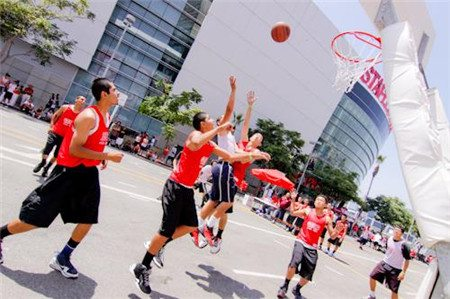 Nike Basketball 3ON3 Tournament002