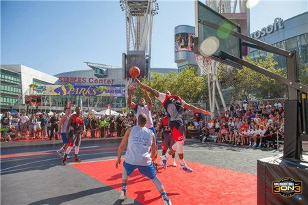 Nike Basketball 3ON3 Tournament003