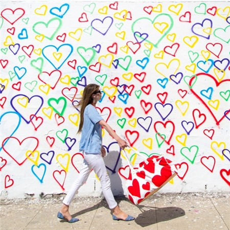 heart-mural