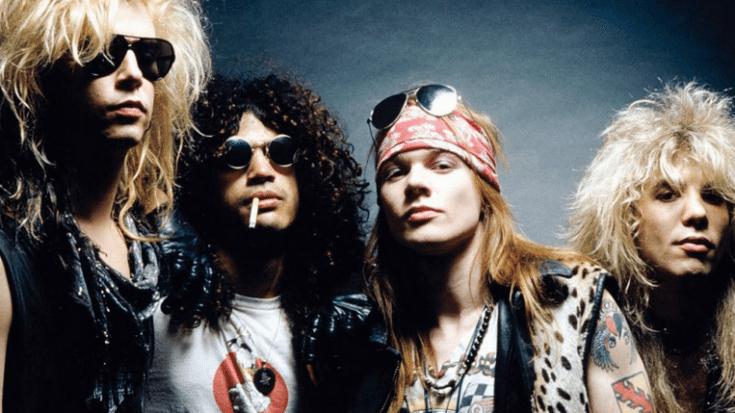 枪与玫瑰(Guns N' Roses)重磅回归!Coachella音乐节合体表演