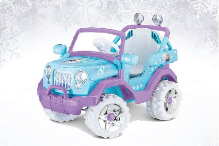 frozen car-01