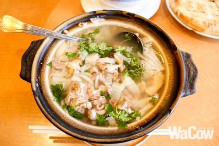酸菜羊肉砂鍋 2