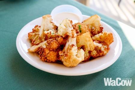 Fried Cauliflower 1