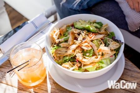 Roasted Chicken Salad 3