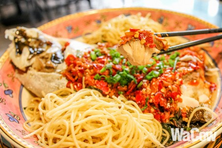 剁椒魚頭 12