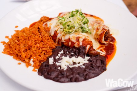 Short Rib Enchilada  1