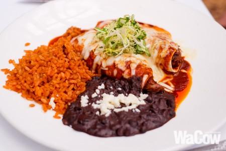 Short Rib Enchilada  1