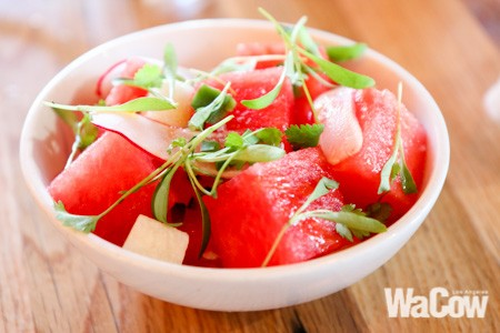 Side Watermelon Salad 2