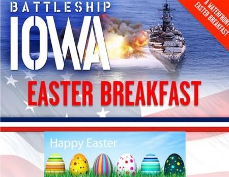 A Sailor's Power Breakfast