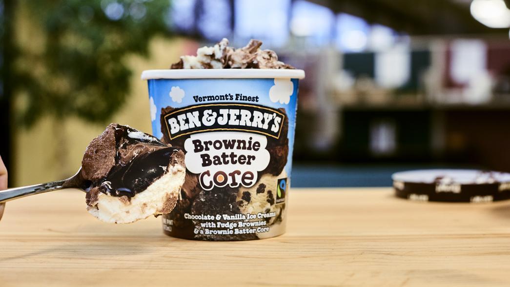Ben & Jerry's 新出三種口味  冰淇淋的季節準備回來了