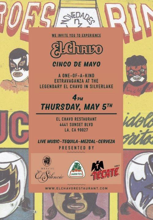 Cinco De Mayo El Chavo