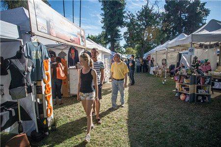 Pasadena Jackalope Art & Craft Fair 005