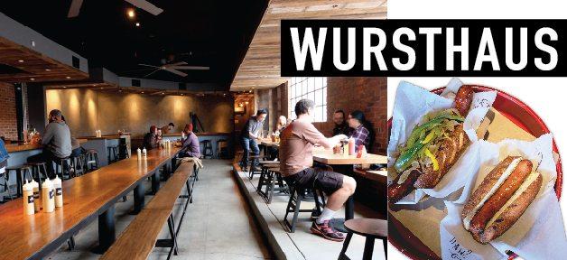 [哇靠! 美食偵察] Wursthaus