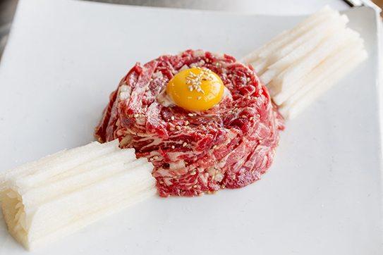 Beef Tartare韃靼牛肉