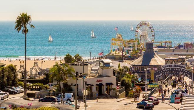 Santa Monica Pier 1 santamonica