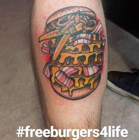 Burger tat 6 Cafe 51
