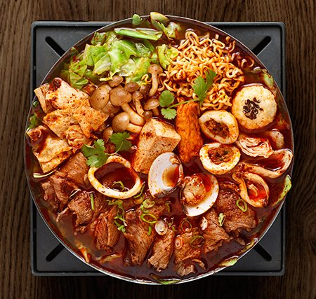 Taiwanese Spicy Hot Soup