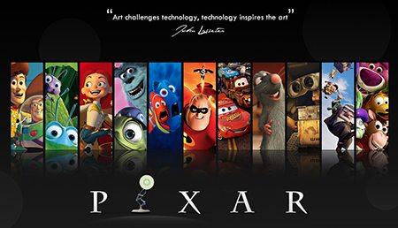 Pixar Feature Image
