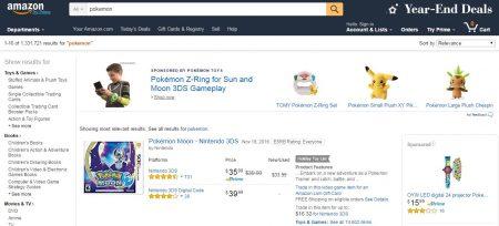 Amazon Pokemon 1