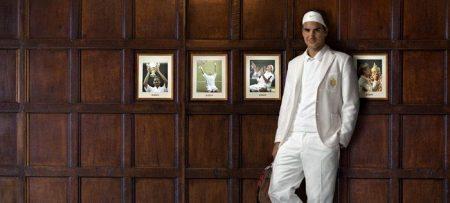 GQ Roger Federer 4 Be Global Fashion Network