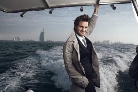 GQ Roger Federer 8 Live Tennis Guide
