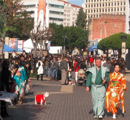 Little Tokyo oshogatsu 1 Cultural News