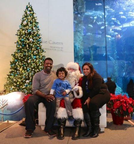 Long Beach Aquarium Christmas 2